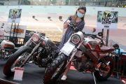 Motor Custom Ala Jokowi Banyak Digandrungi Kawula Muda