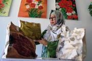 Manfaatkan Bahan dari Lingkungan, Batik Ecoprint Banyak Peminat