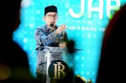 Ridwan Kamil Buka West Java Food and Agriculture Summit 2020