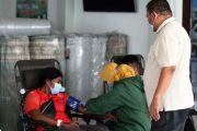 Atlet Jatim Penyintas Covid-19 Donor Plasma Konvalesen