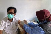 4.562 Tenaga Kesehatan dan Pejabat Telah Disuntik Vaksin