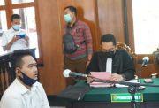 PN Lockdown, Sidang Tuntutan Gilang Fetish Ditunda Lagi