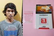 Pemuda Karangrejo Dicokok Genggam Bungkus Rokok Berisi Sabu