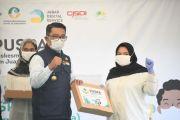 Gubernur Jabar Resmikan Program Puskesmas Terpadu dan Juara