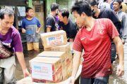 BRI Bangun Posko Bencana dan Kirim Sembako untuk Korban Banjir Pantura