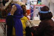 Giliran 4.000 Pegawai OPD di Pemkot Surabaya Jalani Vaksinasi