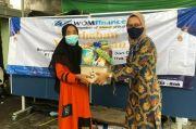 Berkah Ramadan WOM Finance, Bagi Bingkisan untuk Janda dan Kaum Duafa