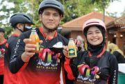 Mudik ke Madiun, Arda Naff dan Tantri Kotak Support UMKM