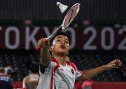 Hadapi Atlet Tuan Rumah di 16 Besar, Ginting Bakal Lebih Fokus
