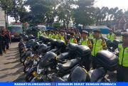 Amankan Pemilu 2019, Libatkan 8.100 Personel Gabungan Jaga TPS