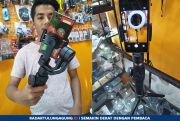 Smartphone Stabilizer,Cocok untuk Vlogger YouTube