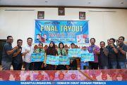 Final Tryout Mandiri 2019 Berjalan Sukses