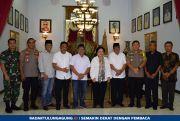 Bupati dan Wabup turut Dampingi Megawati Soekarno Putri Ziarah ke MBK