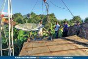 Benahi Tower Radio Megantara FM, Tewas Terjatuh