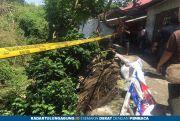 Tebing Kali Lahar Longsor, 13 KK Terdampak