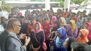 Warga Eks Kaligentong Kabupaten Tulungagung Tuntut PK