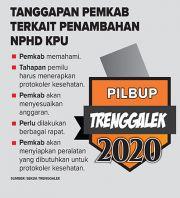 Tambahan Dana KPU Masih Dibahas