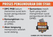 DPC PKB Trenggalek Belum Proses Surat Keputusan Pengunduran Diri Syah