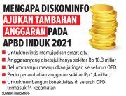 Diskominfo Ajukan Penambahan Rp 1,4 M
