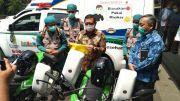 Tekan Korona, Bupati Maryoto Luncurkan Kendaraan Tracing Covid-19