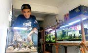 Pengalaman Dhanu Teja Panjimurti Tekuni Dunia Aquascape