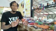 Mashun Shofwan, Perajin Aksesori Berbahan Kawat Tembaga