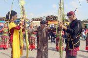 Melihat Tradisi Manten Tebu Sambut Musim Panen dan Giling