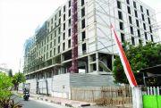 Pembangunan Hotel di Jalan Ir Soekarno Kena Gugat, Ini Penjelasannya