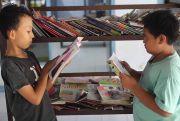 Di Tulungagung, Gugah Minat Baca lewat Perpustakaan Desa