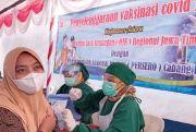 PNM Cabang Blitar, Gelar Vaksinasi Massal