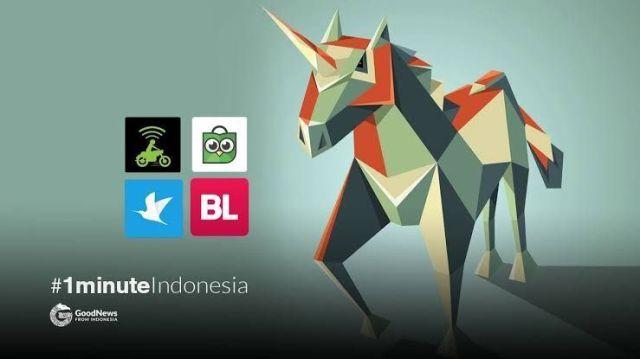 unicorn dongkrak perekonomian nasional