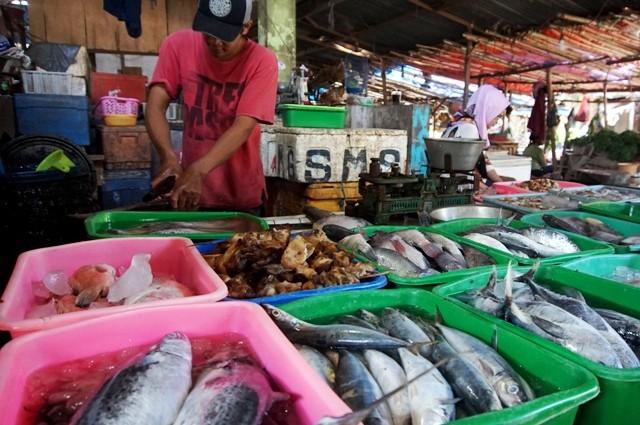 Harga Ikan Laut Di Kediri Naik Ini Sebabnya