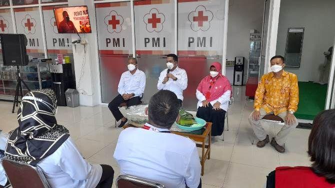 PMI Harus Jadi Garda Terdepan Urusan Kemanusiaan