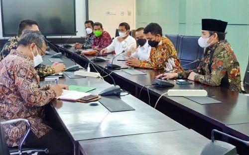 Bupati Ra Latif Gencar Gaet Program Pusat