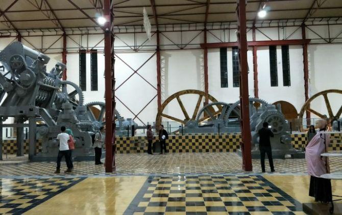 Yuk Wisata Sejarah Ke Museum Pg Colomadu