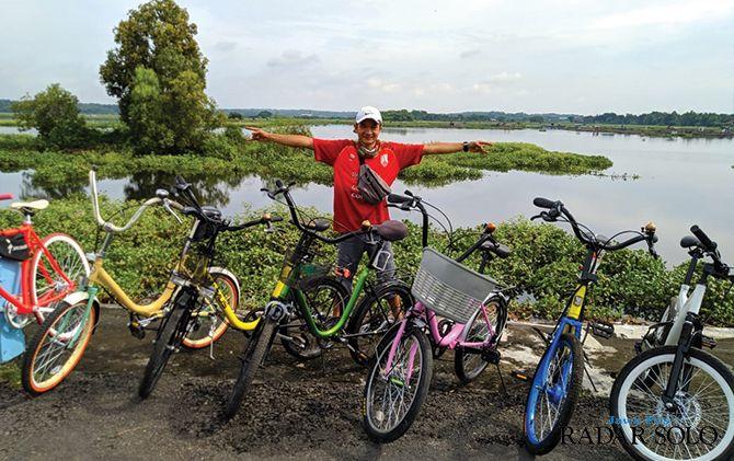Serunya Modifikasi Sepeda Minion
