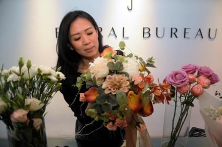Bunga Kering Gantikan Dominasi Bunga Segar